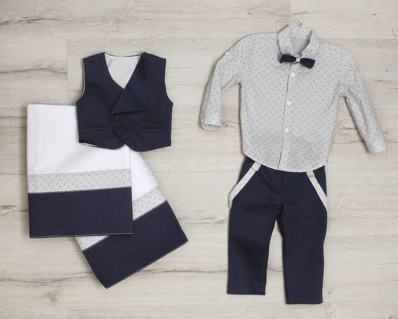 Βαπτιστικά ρούχα για αγόρι - Ολοκληρωμένα σετ βάπτισης Happy Earth 8e9ba719ea5