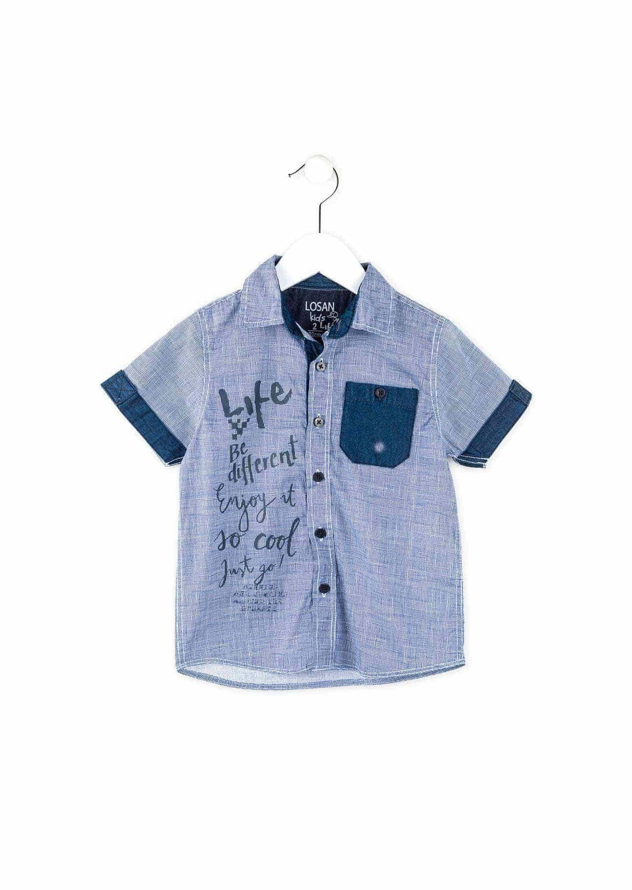 Παιδικές Μπλούζες και Πουκάμισα για αγόρια - Losan - boboli - Zippy ... 24389e8c2c6