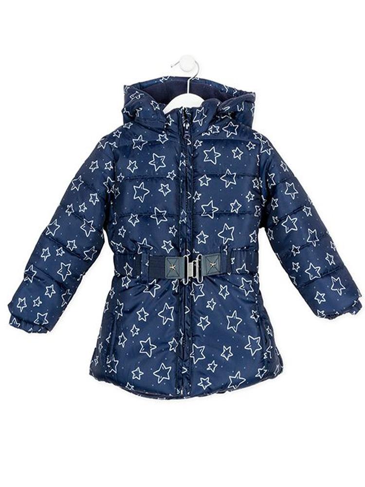 8fe1c7b472e Παιδικό μπουφάν losan σε μπλε χρώμα για κορίτσι. 2000 - HappyEarth