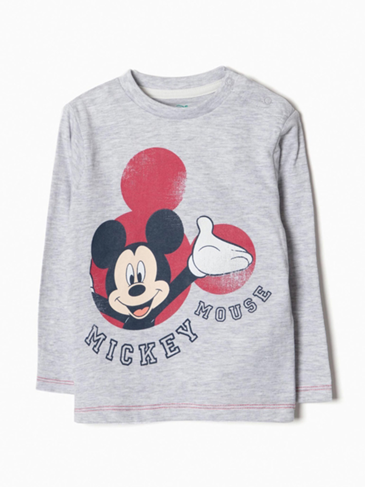 4bd2c86f7c52 Παιδική μπλούζα Disney mickey mouse J1293 - HappyEarth