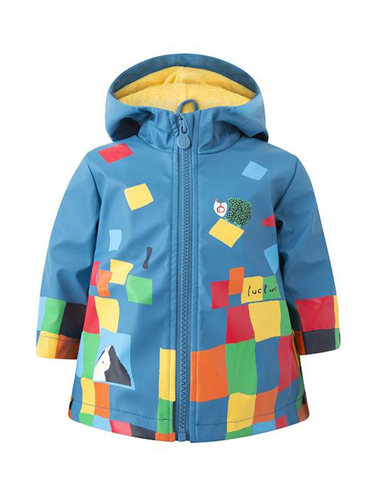 Παιδικό αδιάβροχο παλτό για αγόρι tuc tuc. 39191 - HappyEarth 3d7a0873d90