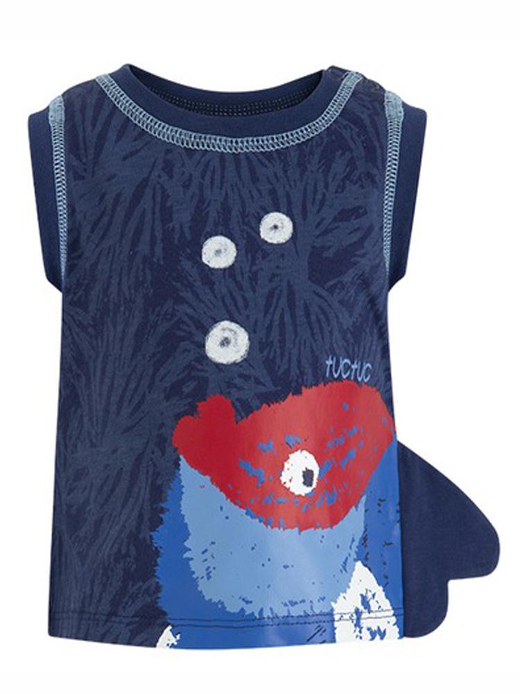 Παιδική μπλούζα αμάνικη tuc tuc 49226