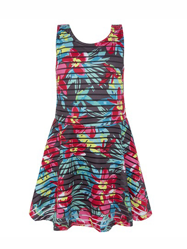 12923b8bbad Παιδικό φόρεμα tuc tuc 49783 φλοραλ καλοκαιρινό