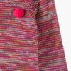 Παιδικό-φορεμα-losan-926-7017-πλεκτό-κορίτσι-πονπον-φουξια-μαλακό-ζεστο