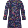 παιδικο-φορεμα-φλοραλ-tuc-tuc-50583-μπλε-ροζ-λουλουδια