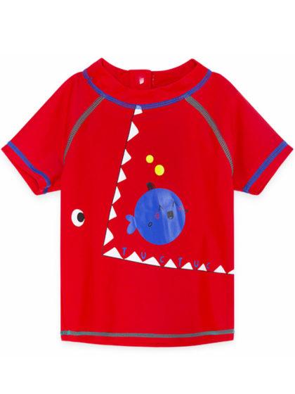 Παιδικό αντιηλιακό μπλουζάκι