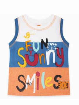 Παιδική μπλούζα αμάνικη tuc tuc παιδικό αμάνικο μπλουζάκι 11280272