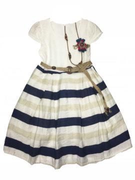 Παιδικό φόρεμα αμπιγέ
