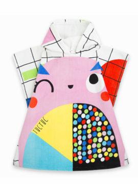 Παιδικό μπουρνούζι tuc tuc FOR GIRL PARTY