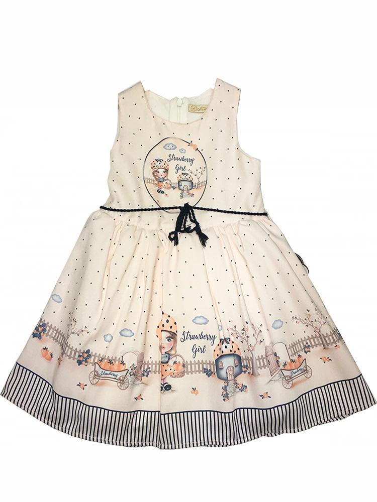 Βρεφικό φόρεμα happy collection happy earth online shop
