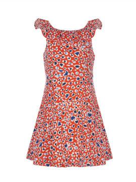 Marasil Παιδικό φόρεμα. Ανάλαφρο φόρεμα, με έντονες χρωματικές λεπτομέρειες
