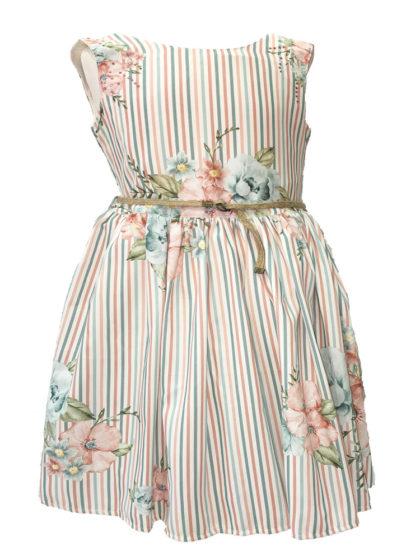 παιδικό φόρεμα για καλο ντύσιμο με τσαντάκι χεριού