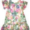 Παιδικό φόρεμα floral για καλό και σπορ ντύσιμο happy collection