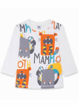 Παιδική μπλούζα για αγόρι Tuc Tuc άγρια ζούγκλα 11290329