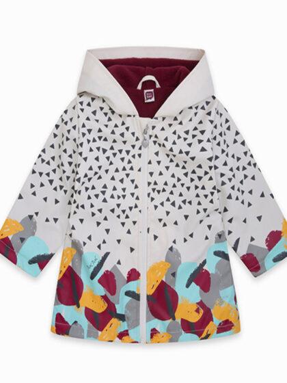 Παιδικό αδιάβροχο μπουφάν tuc tuc 11290303 με επένδυση