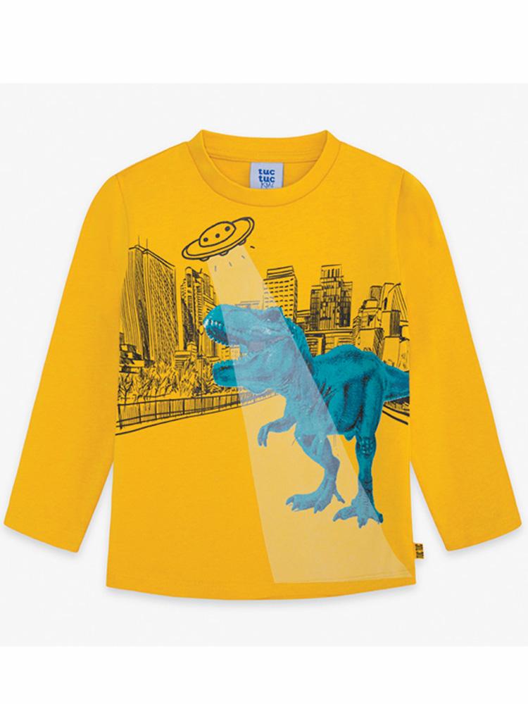 Παιδική μπλούζα για αγόρι Tuc Tuc δεινόσαυρος space 11290566