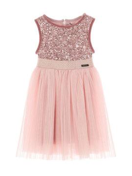Παιδικό φόρεμα για καλο ντύσιμο Marasil 22011150 happy earth