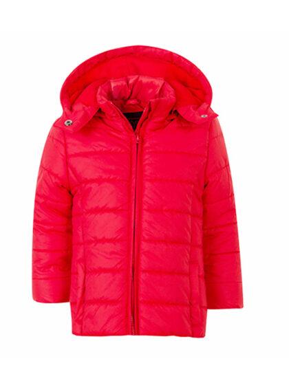 Losan μπουφάν για κορίτσι σε φούξια χρώμα c06-2e03aa