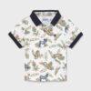 βρεφικό μπλουζάκι mayoral 21-01101-004
