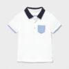 βρεφικό μπλουζάκι πόλο mayioral
