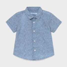 Mayoral βρεφικό πουκάμισο για αγόρι 21-01114-096