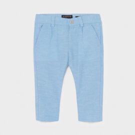 Mayoral βρεφικό παντελόνι για αγόρι 21-01581-062 λινό βαμβακερό