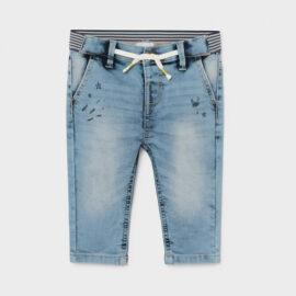 Mayoral βρεφικό τζιν παντελόνι ελαστικό 21-01583-005