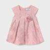 Mayoral βρεφικό φόρεμα ροζ 21-0961-068