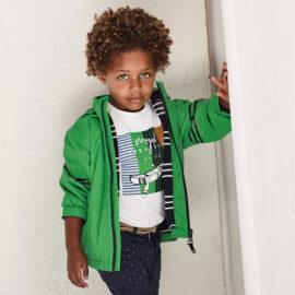 Mayoral παιδικό αντιανεμικό μπουφάν για αγόρι 21-03421-023