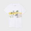 Mayoral μπλούζα μακό για αγόρι 21-06077-075 εφηβική