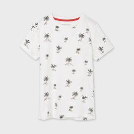 Mayoral μπλούζα μακό για αγόρι 21-06086-011 εφηβική