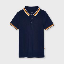 Mayoral Εφηβική μπλούζα πολο για αγόρι 21-06104-092