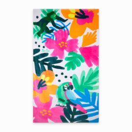 αιδική πετσέτα θαλάσσης tuc tuc 11300449 για κορίτσι