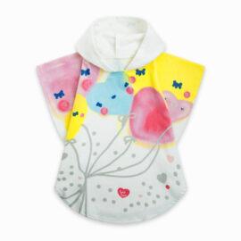 Παιδικό μπουρνούζι για κορίτσι tuc tuc poncho 11300075