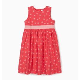 Παιδικό φόρεμα zippy ZG0502-47 με πολύχρωμο μοτίβο