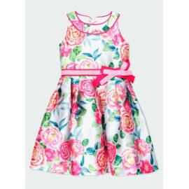 Παιδικό φόρεμα φλοράλ Boboli 722090 για καλό ντύσιμο