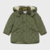 Mayoral βρεφικό μπουφάν 11-02416-080 Με αποσπώμενη κουκούλα